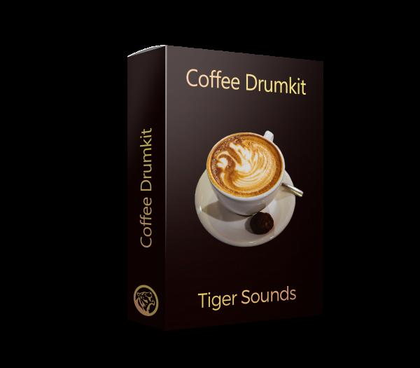 Coffee Drumkit